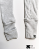 Foot Covers baby Pants gray